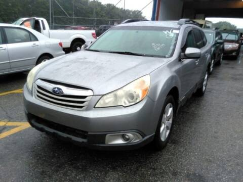 2010 Subaru Outback for sale at Plymouthe Motors in Leominster MA