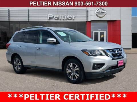 2019 Nissan Pathfinder for sale at TEX TYLER Autos Cars Trucks SUV Sales in Tyler TX