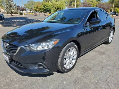 2015 Mazda MAZDA6 for sale at Matador Motors in Sacramento CA