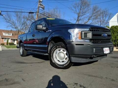2018 Ford F-150 for sale at PAYLESS CAR SALES of South Amboy in South Amboy NJ