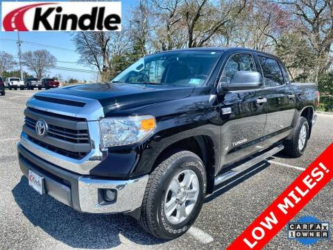2015 Toyota Tundra for sale at Kindle Auto Plaza in Middle Township NJ