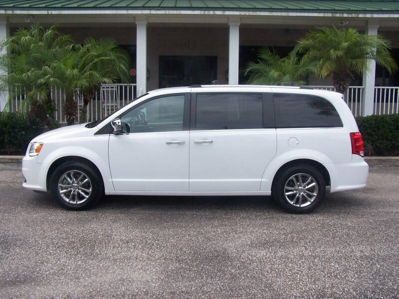 2019 Dodge Grand Caravan for sale at Thomas Auto Mart Inc in Dade City FL