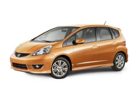 2010 Honda Fit for sale at BASNEY HONDA in Mishawaka IN