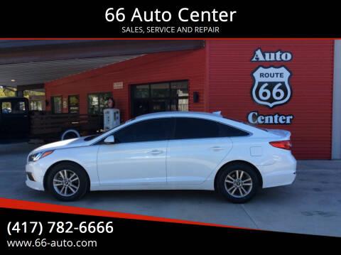 2017 Hyundai Sonata for sale at 66 Auto Center in Joplin MO