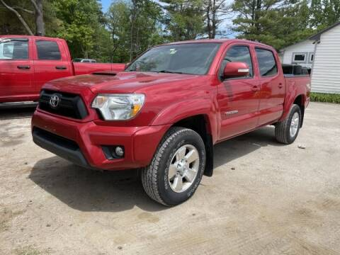 2012 Toyota Tacoma for sale at Williston Economy Motors in Williston VT