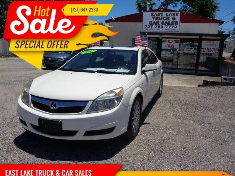 2007 Saturn Aura for sale at EAST LAKE TRUCK & CAR SALES in Holiday FL