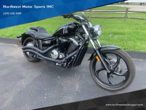 2013 Yamaha Stryker 1300 for sale at Northwest Motor Sports INC in Rogers AR