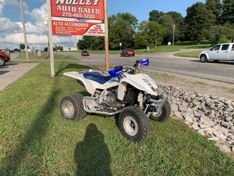 2005 Suzuki Quad Sport for sale at Todd Nolley Auto Sales in Campbellsville KY