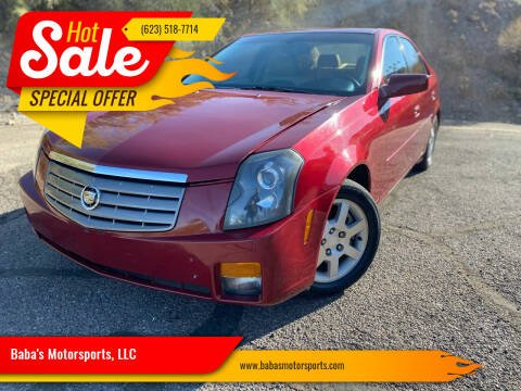 2005 Cadillac CTS for sale at Baba's Motorsports, LLC in Phoenix AZ