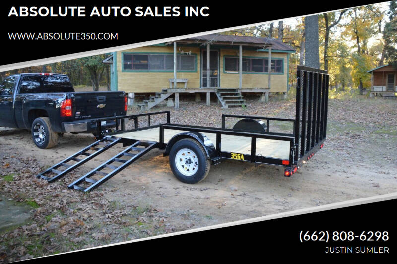 2021 Big Tex 35SA-14BKRSX for sale at ABSOLUTE AUTO SALES INC in Corinth MS