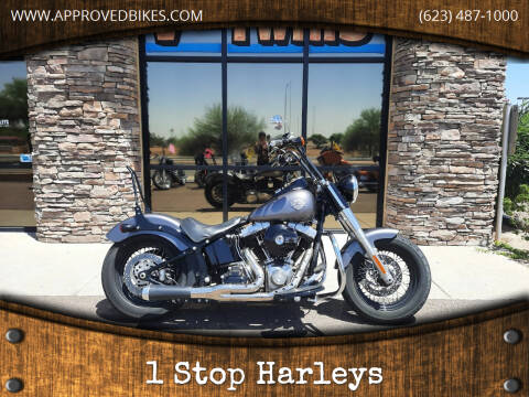 2016 Harley-Davidson Softail Slim FLS for sale at 1 Stop Harleys in Peoria AZ
