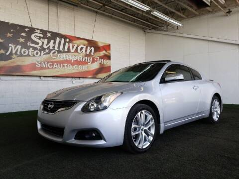 2011 Nissan Altima for sale at SULLIVAN MOTOR COMPANY INC. in Mesa AZ