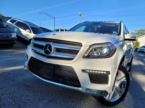 2013 Mercedes-Benz GL-Class for sale at Philip Motors Inc in Snellville GA
