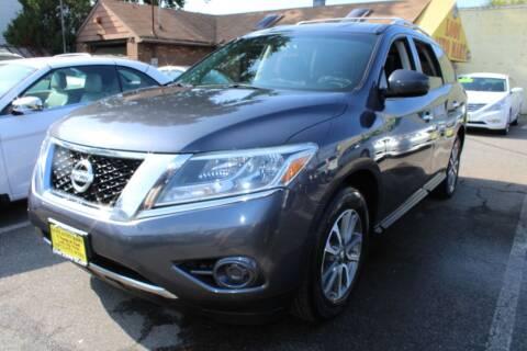2013 Nissan Pathfinder for sale at Lodi Auto Mart in Lodi NJ