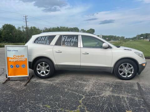 2008 Buick Enclave for sale at Sunshine Auto Sales in Menasha WI