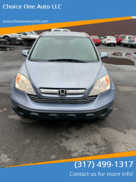 2007 Honda CR-V for sale at Choice One Auto LLC in Beech Grove IN