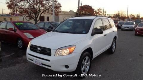 2006 Toyota RAV4 for sale at RVA MOTORS in Richmond VA