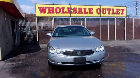 2006 Buick LaCrosse for sale at LONG BROTHERS CAR COMPANY in Cleveland OH