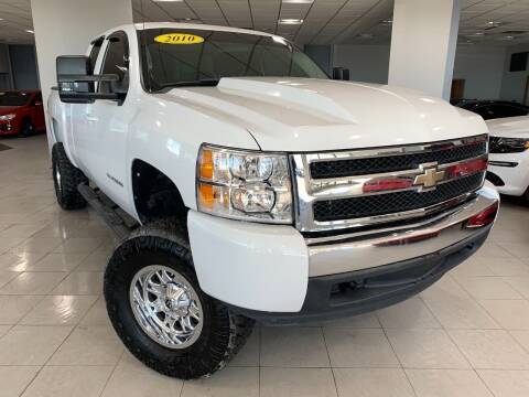 2010 Chevrolet Silverado 1500 for sale at Auto Mall of Springfield in Springfield IL