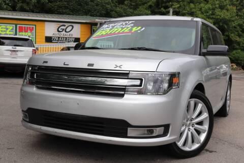 2014 Ford Flex for sale at Go Auto Sales in Gainesville GA