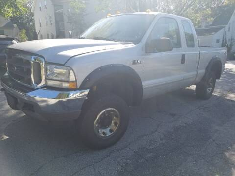 2003 Ford F-250 Super Duty for sale at Amherst Street Auto in Manchester NH