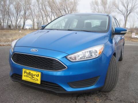 2016 Ford Focus for sale at Pollard Brothers Motors in Montrose CO