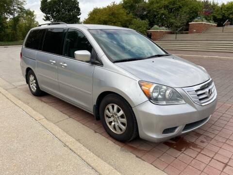 2010 Honda Odyssey for sale at Third Avenue Motors Inc. in Carmel IN