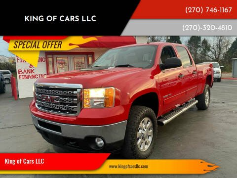 2014 GMC Sierra 2500HD for sale at King of Cars LLC in Bowling Green KY