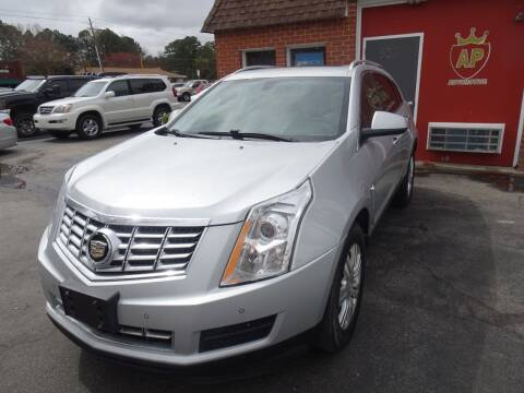 2013 Cadillac SRX for sale at AP Automotive in Cary NC