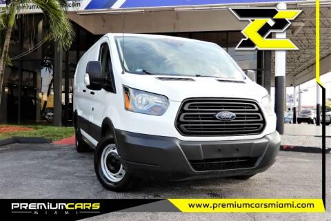 2016 Ford Transit Cargo for sale at Premium Cars of Miami in Miami FL