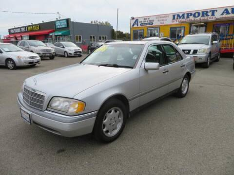 1997 Mercedes-Benz C-Class for sale at Import Auto World in Hayward CA