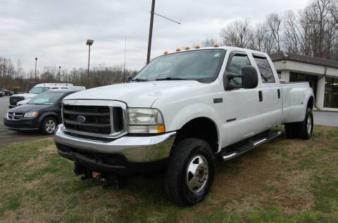 2003 Ford F-350 Super Duty for sale at Modern Motors - Thomasville INC in Thomasville NC