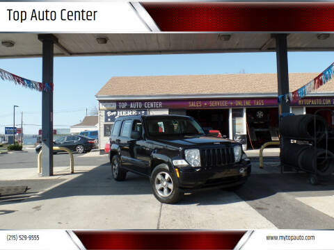 2008 Jeep Liberty for sale at Top Auto Center in Quakertown PA