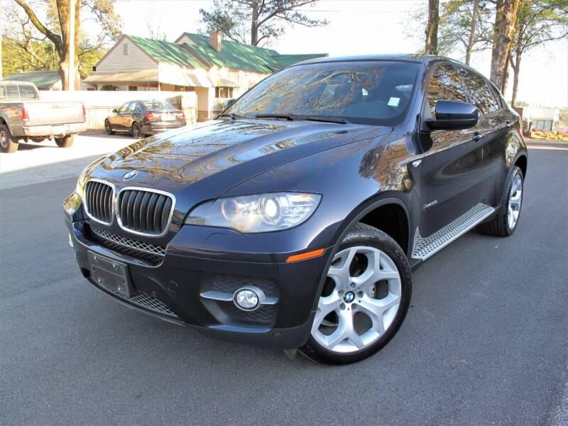 2011 BMW X6 for sale at Top Rider Motorsports in Marietta GA
