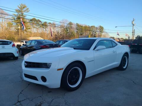 2011 Chevrolet Camaro for sale at DADA AUTO INC in Monroe NC