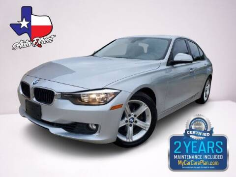 2013 BMW 3 Series for sale at AUTO DIRECT in Houston TX