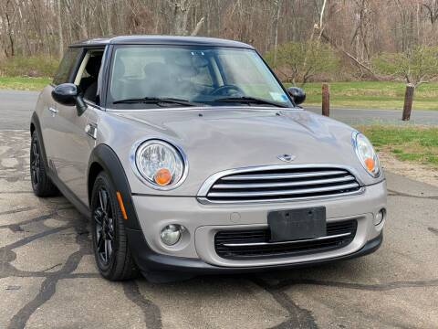 2012 MINI Cooper Hardtop for sale at Choice Motor Car in Plainville CT