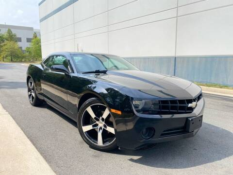 2012 Chevrolet Camaro for sale at Super Bee Auto in Chantilly VA