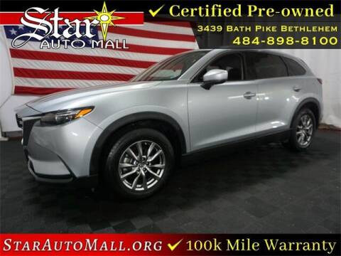 2019 Mazda CX-9 for sale at STAR AUTO MALL 512 in Bethlehem PA