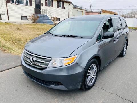 2012 Honda Odyssey for sale at Kensington Family Auto in Kensington CT