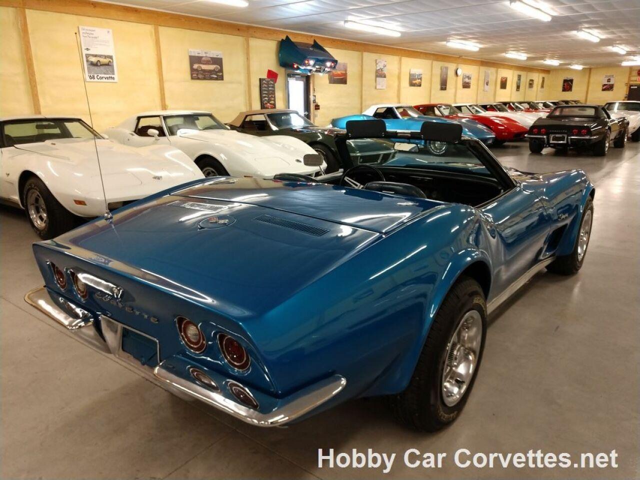 1973 Chevrolet Corvette 5