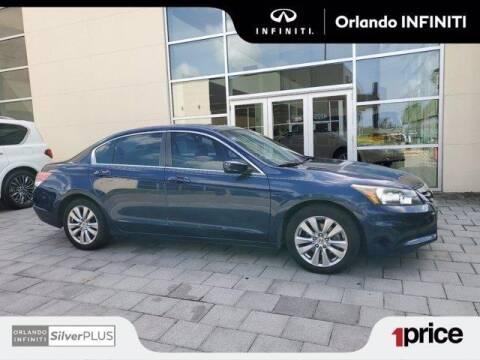 2012 Honda Accord for sale at Orlando Infiniti in Orlando FL