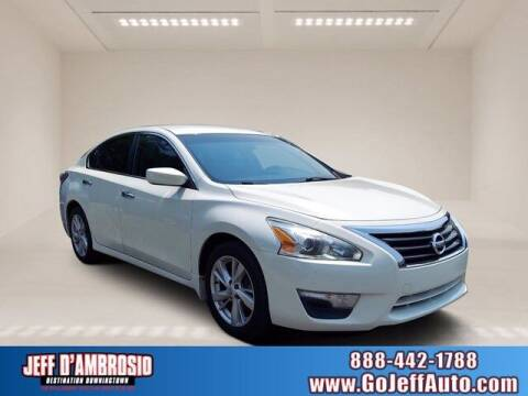 2014 Nissan Altima for sale at Jeff D'Ambrosio Auto Group in Downingtown PA