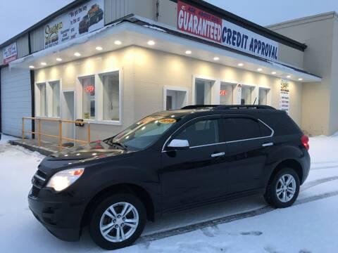 2015 Chevrolet Equinox for sale at Suarez Auto Sales in Port Huron MI