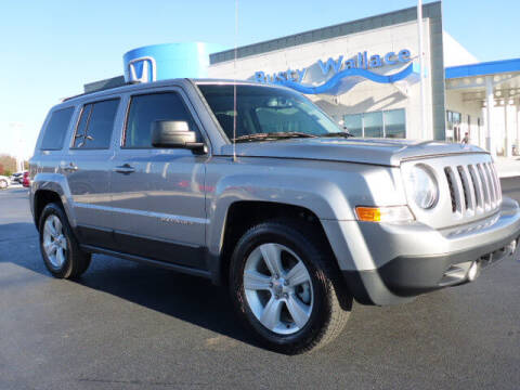 2016 Jeep Patriot for sale at RUSTY WALLACE HONDA in Knoxville TN