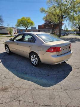 2008 Kia Optima for sale at Square Business Automotive in Milwaukee WI