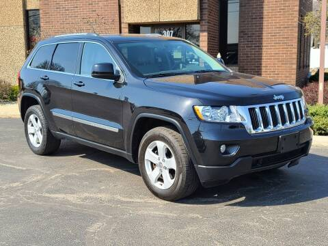 2013 Jeep Grand Cherokee for sale at Mighty Motors in Adrian MI