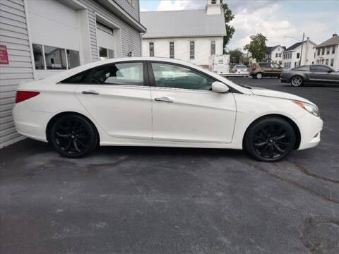2011 Hyundai Sonata for sale at VILLAGE SERVICE CENTER in Penns Creek PA