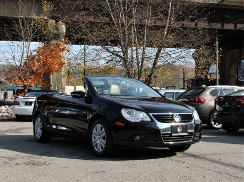 2009 Volkswagen Eos for sale at Cutuly Auto Sales in Pittsburgh PA