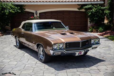 1970 Buick Gran Sport for sale at Premier Auto Group of South Florida in Wellington FL